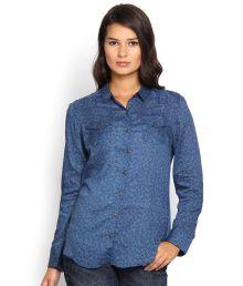 Tokyo-Talkies-Blue-Cotton-Shirts-SDL104789020-1-f0885