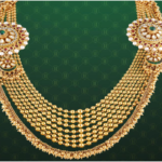 Wedding preparation:  Dressing to nines with exquisite gold jewellery