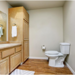 Pros And Cons Of  Hardwood Flooring In Bathrooms?