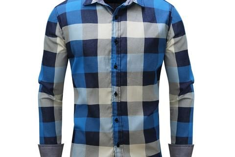 Shop Online and Get Good Quality Discounted Men Shirts and T-Shirts