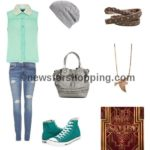 Cheap Cute Outfits for High School For Girls