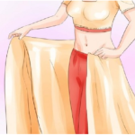 10 Sneaky Tips For The First Time You Wear A Saree!