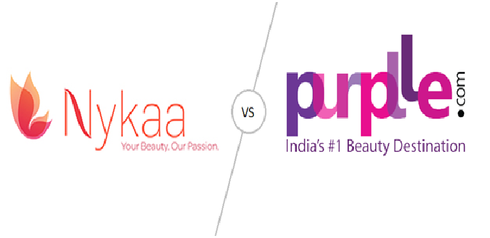 NYKAA or PURPLLE