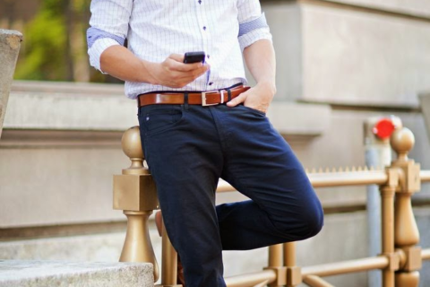 The fashion guide for workaholic men