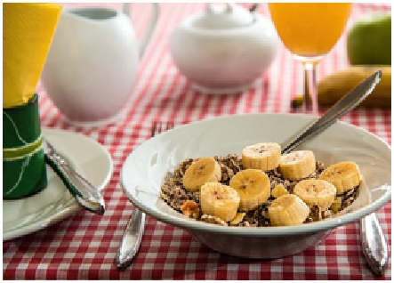 Wholegrain Breakfast Cereal