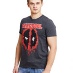 Resurrect The X-Man In You With Deadpool T-Shirts!