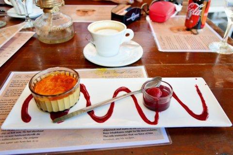 What Do Degustation Restaurants Serve?