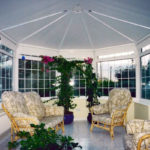 Top tips for a cosy conservatory