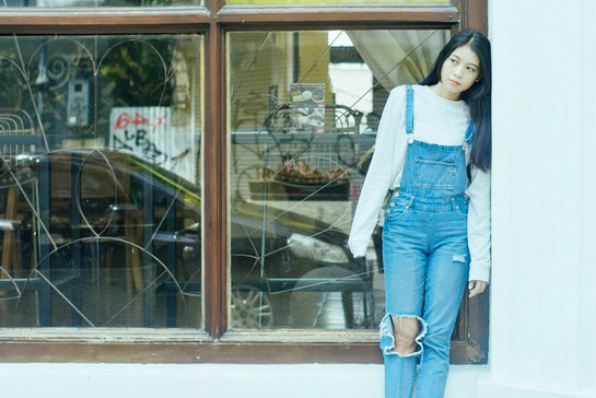 Use cute outfits Denim