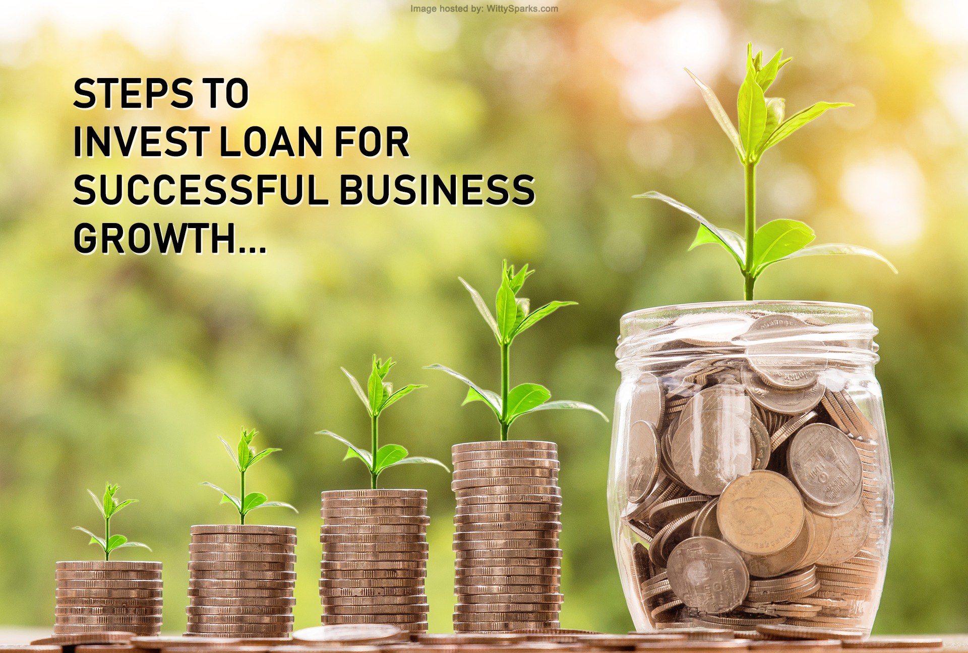 how to start a business without a loan