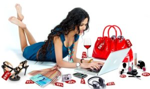 Use discount coupon for online shopping