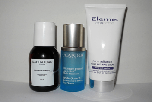 A good quality of hydrating serum
