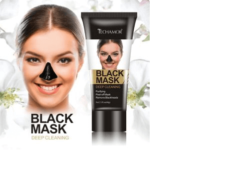 Hydrating forehead and nose area