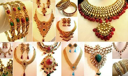 Latest Gold Jewellery Designs