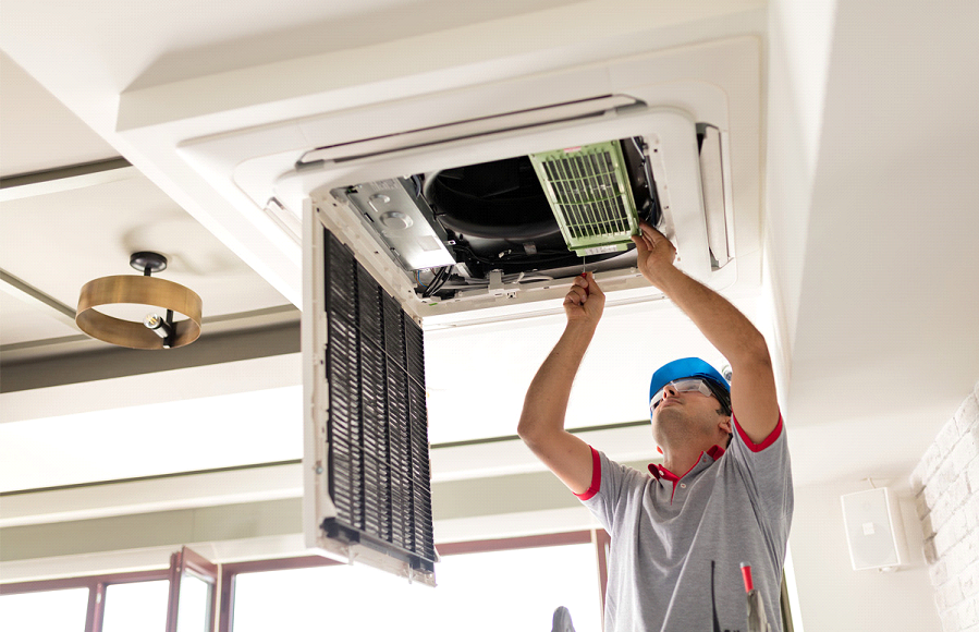ducted air conditioning Sydney