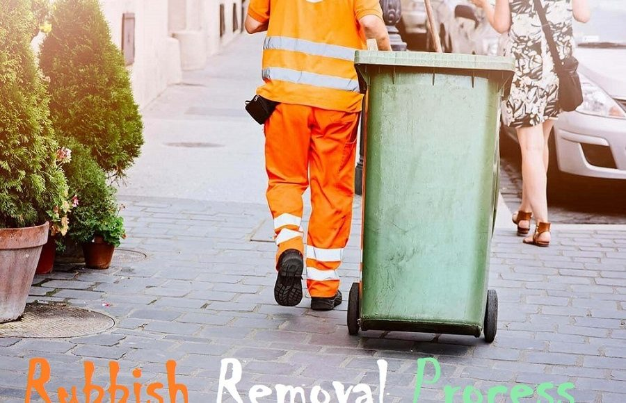 Rubbish Removal Proccess