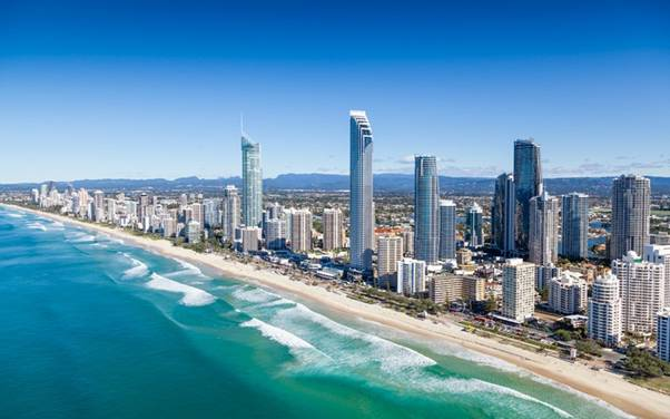 Take an east coast adventure starting from Gold Coast